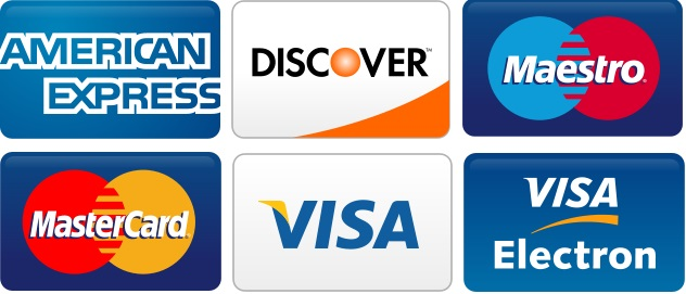 Debit & Credit Card Payments Accepted