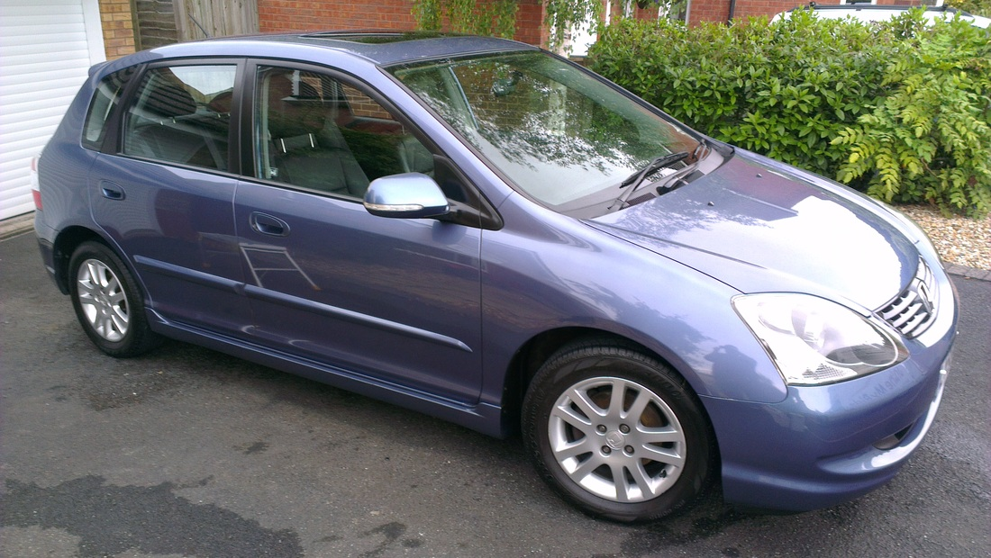 After mobile car valeting in Glastonbury